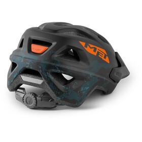 MET Eldar Helm black camo